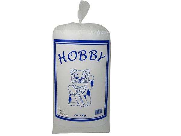 **Aktion** 1 kg Füllwatte,silikonisierte Hohlfaser,Öko-Tex 100 Öko-Tex 100 B/&B